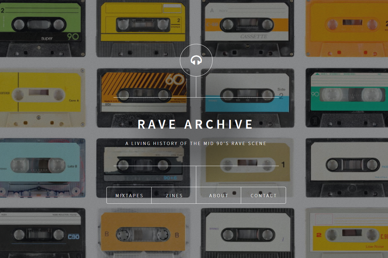 Header rave archive