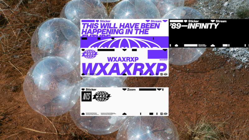 Warp and NTS Radio team up for three-day online broadcast