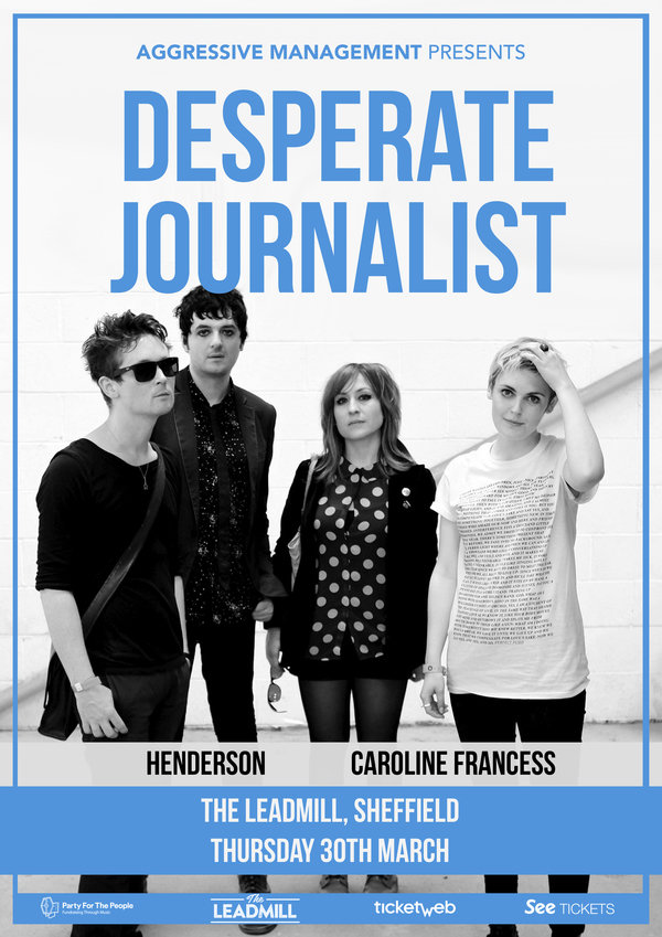 Display desperate journalist leadmill
