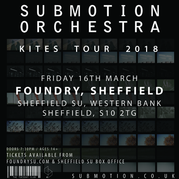 Display submotion kites tour square   foundry sheffield