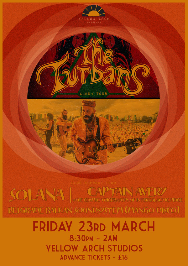 Display the turbans poster