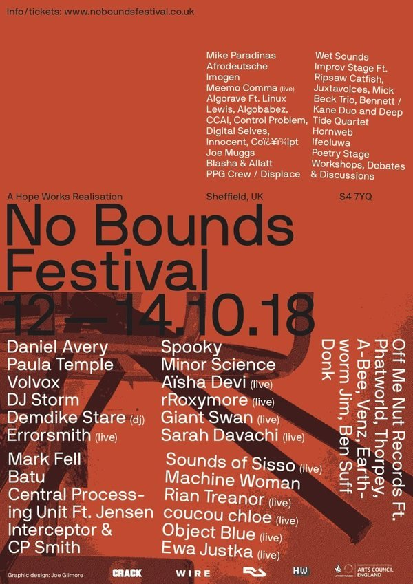 Display no bounds festival
