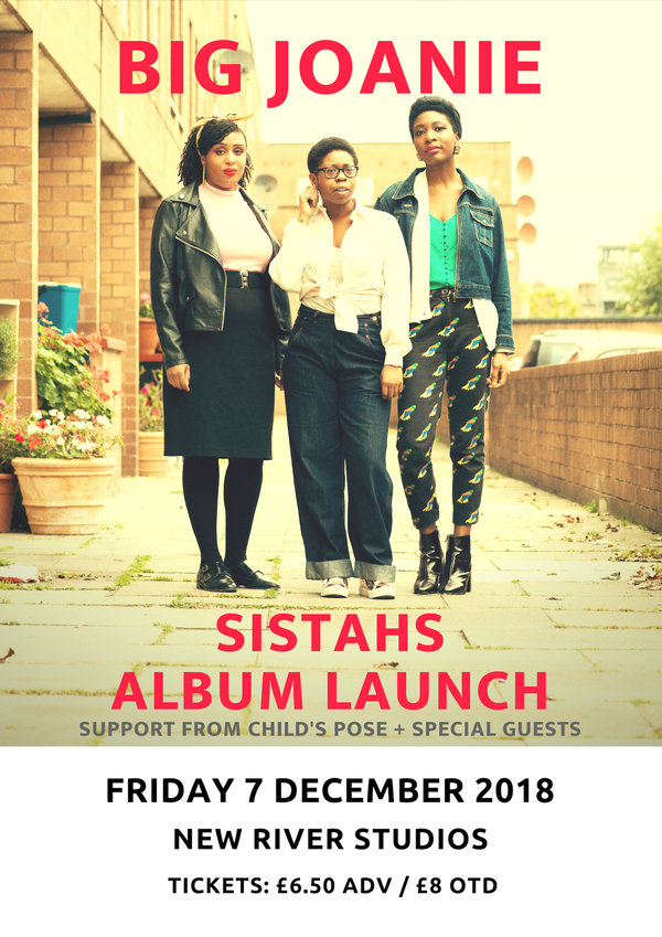 Display big joanie album launch