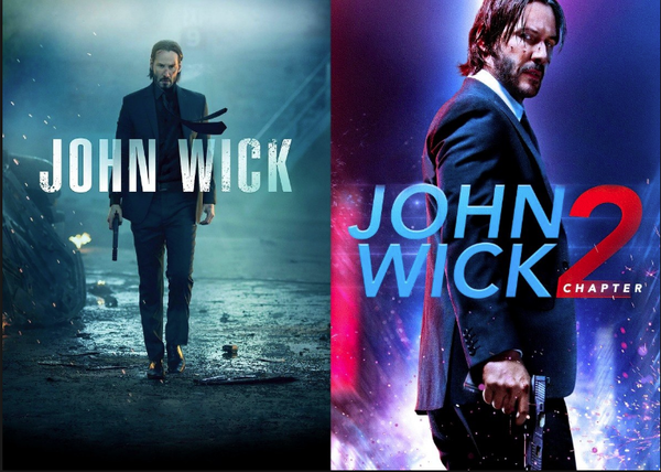 John Wick 1 & 2 Back to Back @ Picture House Social | Party