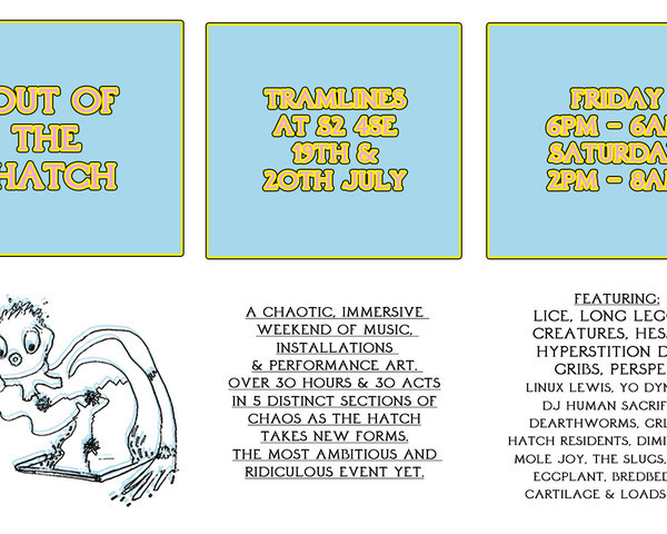 Out of the Hatch (Tramlines) | Party For The People