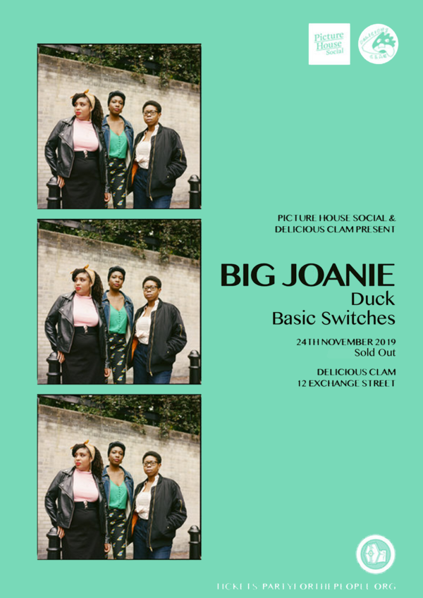 Display big joanie   24th nov 2019